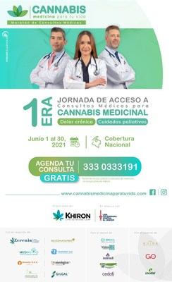 Cannabis: Medicine for Your Life (CNW Group/Khiron Life Sciences Corp.)