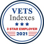 Vectrus Receives Inaugural VETS Indexes 3-Star Employer Award...