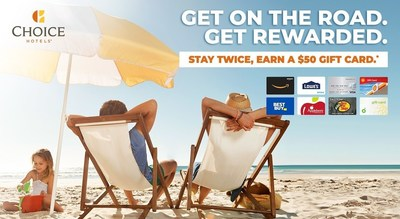 Get on the Road. Get Rewarded.