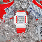 G-SHOCK Collaborates with an American Icon, Budweiser on...