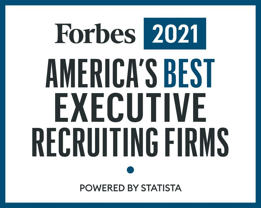 Barbachano International selected by Forbes as America's Best Executive Recruiting Firms 2021 for 5th year in a row, ranking #27 in America and #3 on the West Coast.