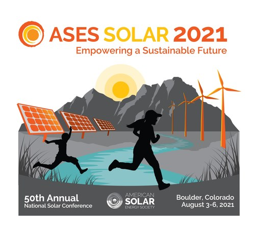 Join ASES for their first hybrid conference, SOLAR 2021: Empowering a Sustainable Future from August 3-6, 2021 in Boulder, CO and online. Register by June 1 for the best rates! More information can be found at ases.org/conference.