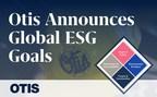 Otis Announces Global ESG Goals...