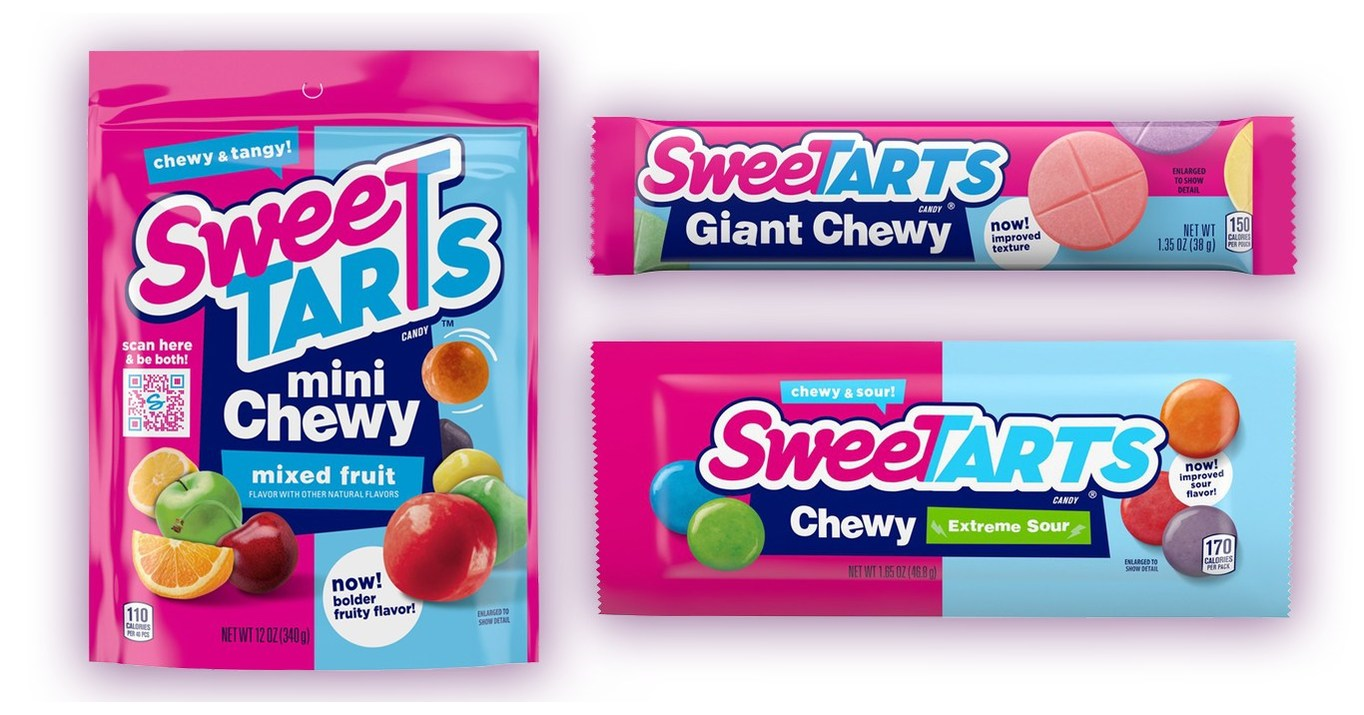 SweeTARTS® Celebrates Brighter and Bolder Chewy Line with Influencer Flossybaby and <b>TikTok</b> ... thumbnail