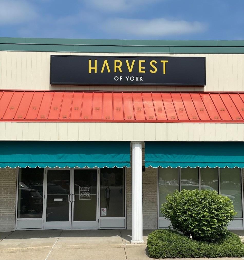 Tenth Harvest-Affiliated Pennsylvania Dispensary Opens in York