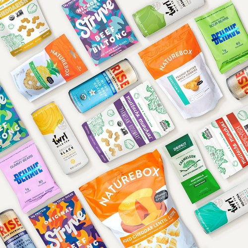 The NatureBox Partner Market provides a curated line-up of trusted wellness products to bolster and broaden NatureBox's offerings for corporations and consumers.