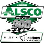 Alsco Uniforms Partners with Longhorn Steakhouse as Presenting Sponsor of Memorial Day Weekend NASCAR Xfinity Series Race
