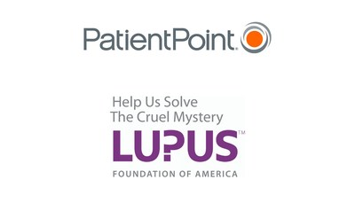 Through their new partnership, PatientPoint® and the Lupus Foundation of America are bringing lupus education and support resources to the offices of nearly 7,000 primary care physicians and rheumatologists nationwide.