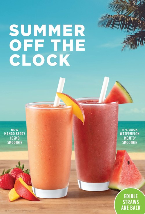 Tropical Smoothie Summer LTO