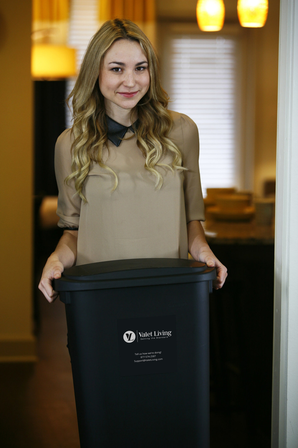 """There's a reason the industry calls it """"valet"""" trash. It's because Valet Living sets the standard for how to do it right. Valet Living communities receive doorstep collection of trash and recycling five nights a week. We also offer customized days and times to fit your community's specific needs."""