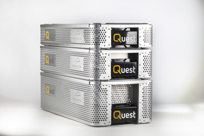 Quest is a fully autonomous Internet of Things (IoT) tracking solution that provides medical device companies with data and real-time analytics to optimize inventory.
