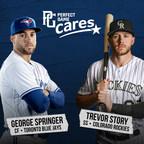 Major Leaguers George Springer & Trevor Story Provide...