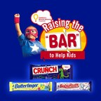 CRUNCH®, Butterfinger® & Baby Ruth® Release Limited-Edition...