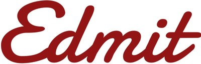 Edmit logo (PRNewsfoto/Vemo Education)