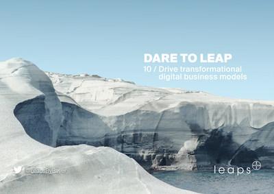 Leaps by Bayer (PRNewsfoto/Leaps by Bayer,Ada Health)