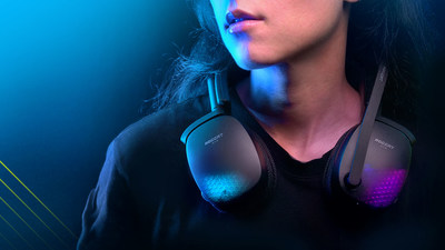 ROCCAT's Newest Headset, the Syn Pro Air, Takes Its Spot Atop the Award-Winning PC Accessory Brand's Lineup, Offering Premium Wireless Sound Performance and Ultimate Comfort