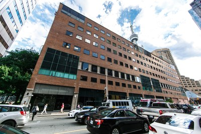 Digital Realty's new YYZ12 Data Center, located at 151 Front St in Downtown Toronto