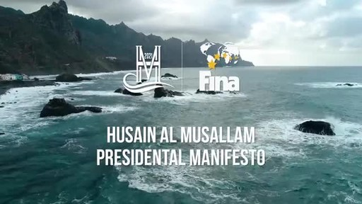 Captain Musallam defines transparency, equality and unity in FINA Presidential election manifesto