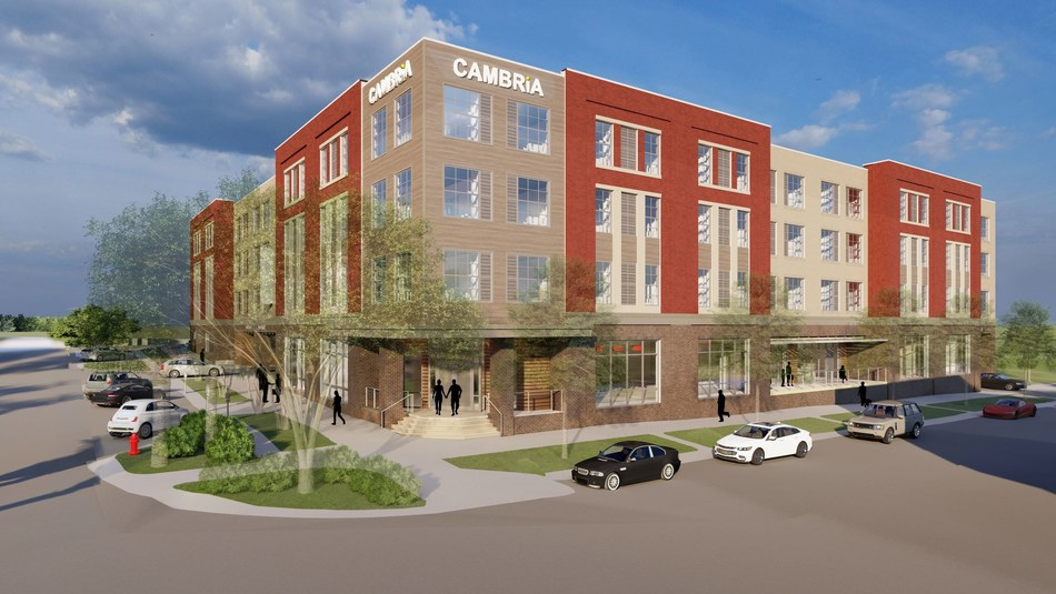 Cambria Hotel - Columbia, South Carolina