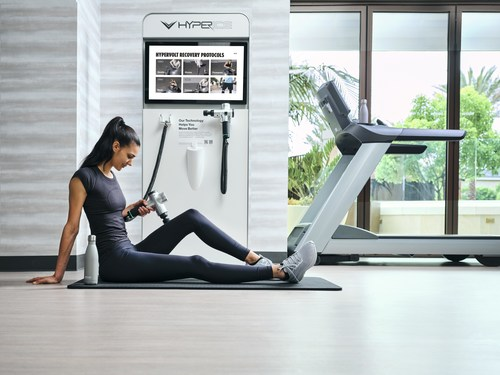 Westin Unveils Partnership with Run Recovery Technology Leader Hyperice to Support a 360-Degree Well-Being Regimen