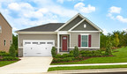 Richmond American's Alexandrite is one of four ranch floor plans available at Mayberry at Stewartstown in Stewartstown, Pennsylvania.