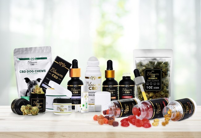 BlosumCBD, a company based in California has launched an organic CBD brand that is vegan friendly and gluten-free. The company will also offer products tailored to improving Americans' healthy lifestyles which are tailored to the needs of American's health goals with care for their pets as well.