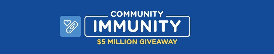 Kroger Health to Launch #CommunityImmunity $5 Million Giveaway to Encourage Vaccinations