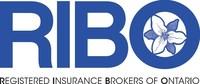 Registered Insurance Brokers of Ontario Logo (CNW Group/Registered Insurance Brokers of Ontario (RIBO))