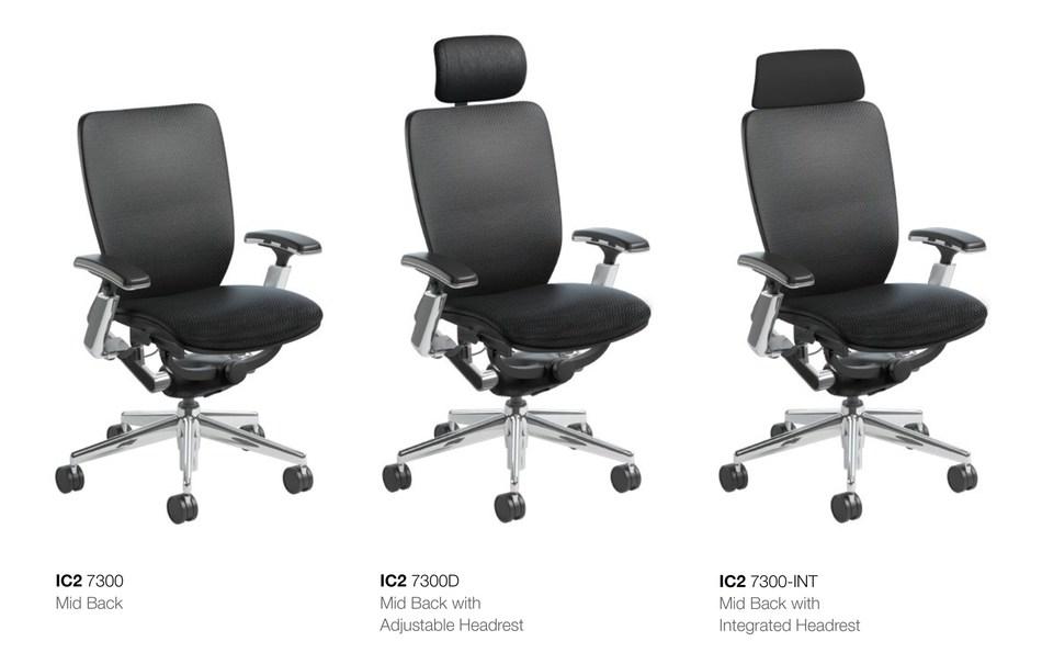 Nightingale IC2 Chair Trans Seas USA