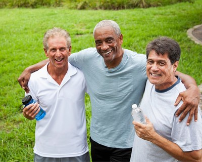 Join the challenge during Men's Health Month!