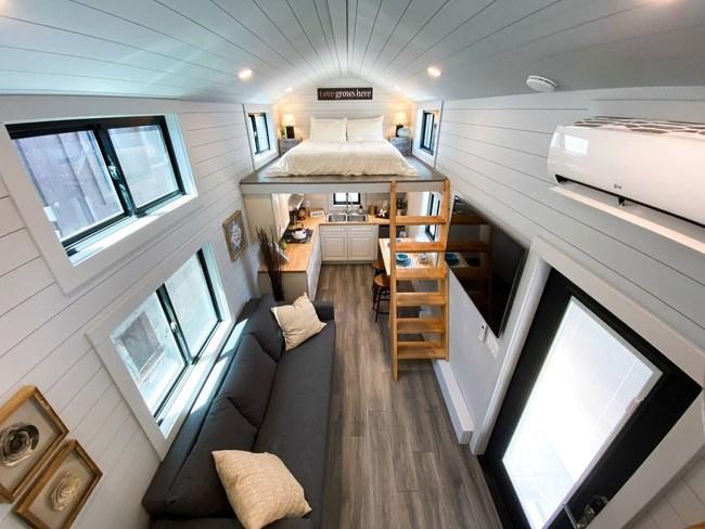 Tiny Home Interior Photo
