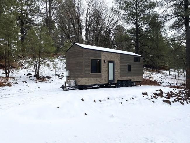 Tiny Home Exterior Photo