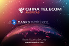 All China Telecom Backbone Networks Accepted By MANRS...