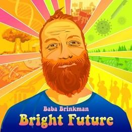 Bright Future album cover