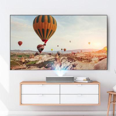 VAVA 4K Projector and ALR Screen