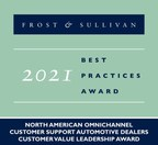 Cox Automotive Lauded by Frost & Sullivan for Offering...