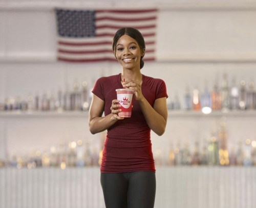 Gabby Douglas, a long-time Smoothie King fan, is excited to partner with the brand on the return of the Hydration Watermelon smoothie and to add it to her own fitness routine.