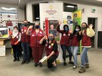 Lowe's Canada raises a record amount of $1.2 M for Children's Miracle Network and Opération Enfant Soleil