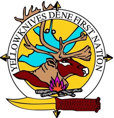 Logo de la Première Nation des Dénés Yellowknives (Groupe CNW/Société canadienne d'hypothèques et de logement)