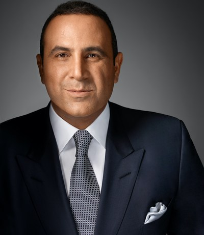 Sam Nazarian, Founder and CEO C3 by sbe (PRNewsfoto/C3 Arabia)