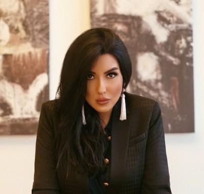 Layla Abuzaid, Founder and CEO WK Holding (PRNewsfoto/C3 Arabia)