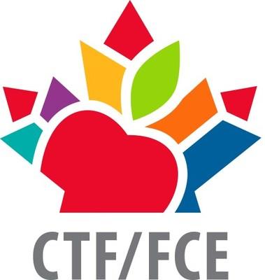 Logo de Fédération canadienne des enseignantes et des enseignants (FCE) (Groupe CNW/Fédération canadienne des enseignantes et des enseignants)