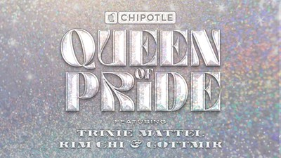 Chipotle announces Queen of Pride competition