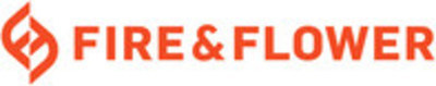 Fire & Flower Holdings Corp. Logo (CNW Group/Fire & Flower Holdings Corp.)