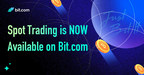 Derivatives Exchange Bit.com Adds Support for Spot Trading...