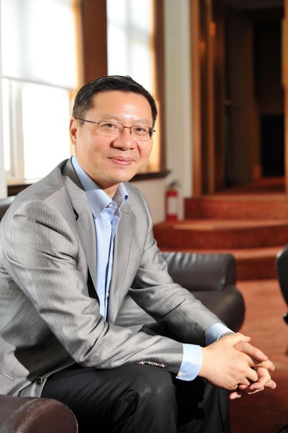 Zhang Weiwei, Director of the China Institute at Fudan University in Shanghai