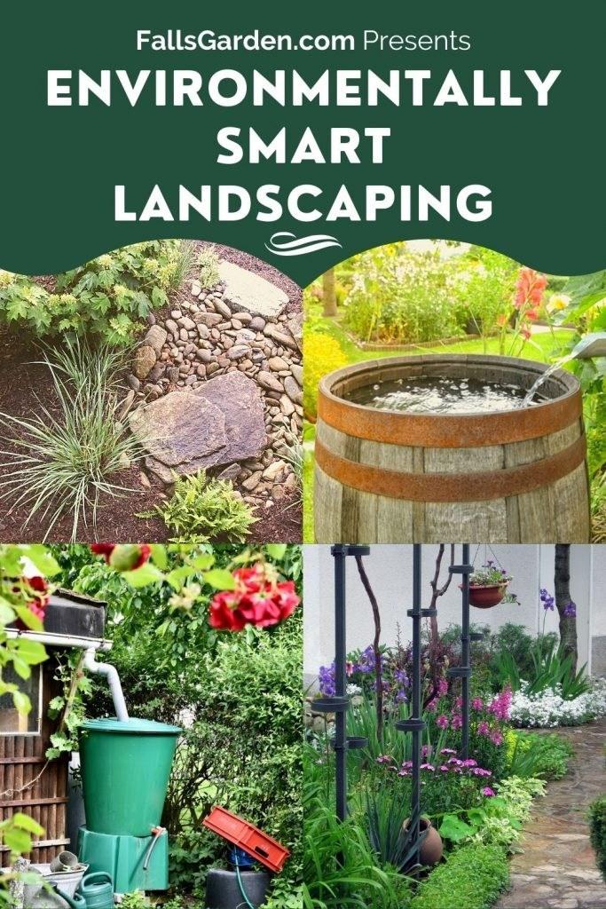 FallsGarden.com Releases White Paper On Environmentally Friendly Landscaping