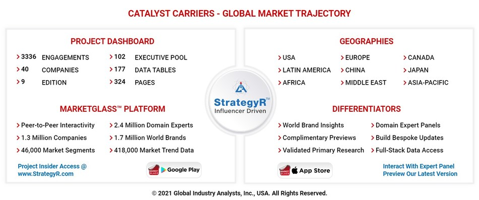 Global Catalyst Carriers Market
