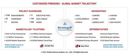 Global Customized Premixes Market