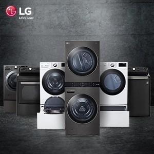 LG Laundry Family